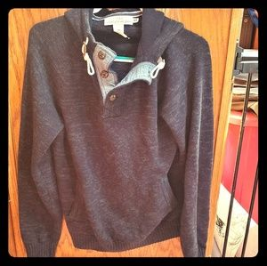 H&M L.O.G.G. men's hooded sweater (size M) NEW!